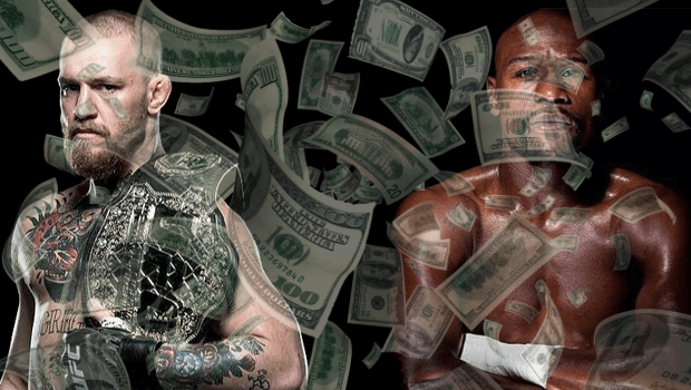 Record Betting in Nevada Thanks to McGregor vs Mayweather