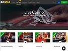 GoWild Live Casino Screenshot
