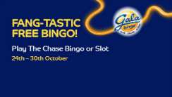 Discover Spooktastic Promotions Going at Gala Bingo