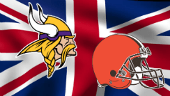 Browns vs Vikings in London is Packed with Betting Value