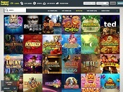 SuperLenny Casino Screenshot 1