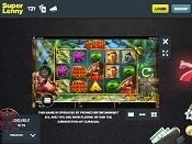SuperLenny Casino Screenshot 3