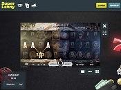 SuperLenny Casino Screenshot 4