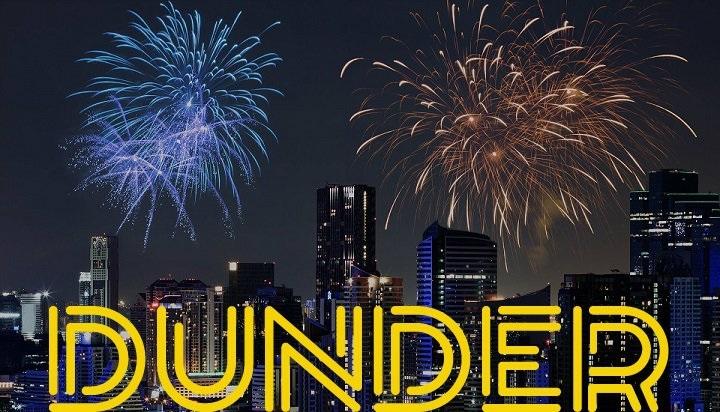 Fira in nya året 2018 i New York med Dunder casino