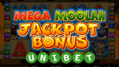 Mega Moolah Slot £6.9m Jackpot Secured Thanks to Unibet