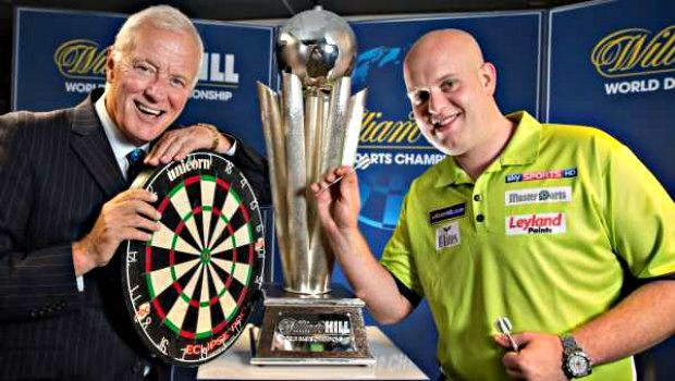 2015 William Hill World Darts Championship Final Betting Preview