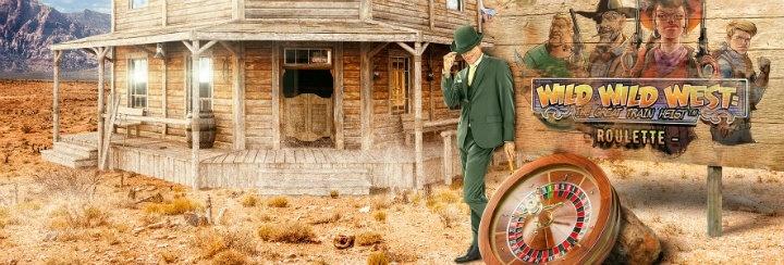 Spela roulette i det svenska Vilda Västern på nätet och få fina bonusar!