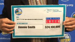 Check Your Pockets: Man Finds $24m Lotto Ticket in Pocket