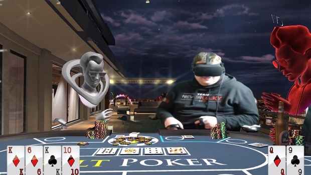 Poker Virtual Reality
