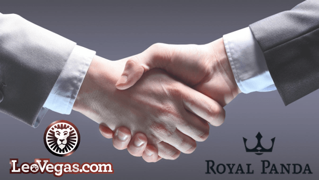 LeoVegas Acquires Budding Royal Panda for €100 Million