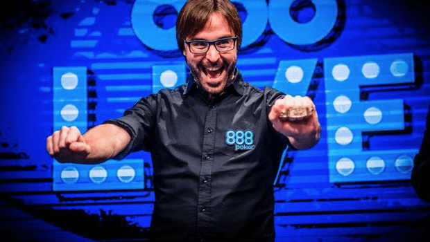 888poker Satellite Entry Turns into €1.1m Tournament Win