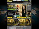 EuroGrand Casino Live Casino Screenshot 1