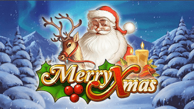 Merry X-mas logo