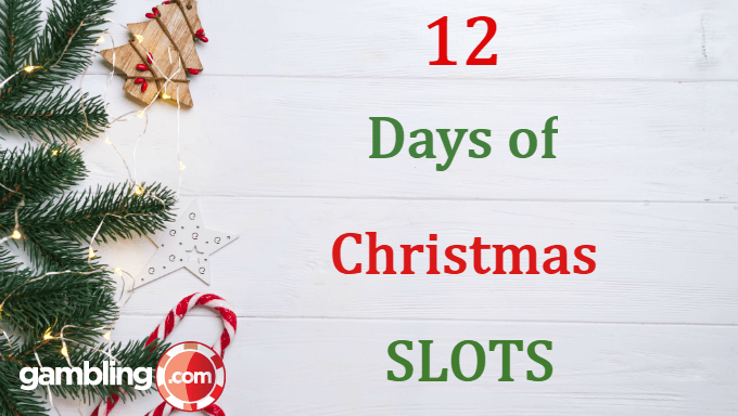 12 Days of Christmas Slots
