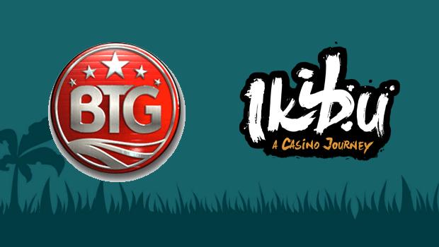 Ikibu Adds Big Time Gaming Content to Budding Portfolio