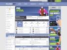 PalmerBet Sports Screenshot