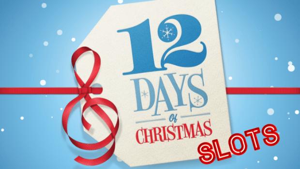 12 dagar av julslots