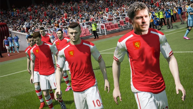 Jaime Lannister: FIFA