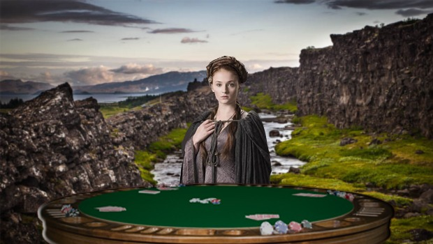 Sansa Stark: Poker