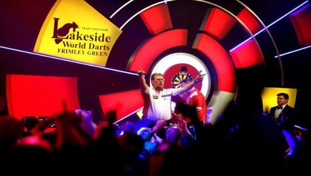 Surprising Action at BDO World Darts Championship 2016