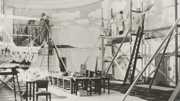 Rene Magritte im Knokke Casino