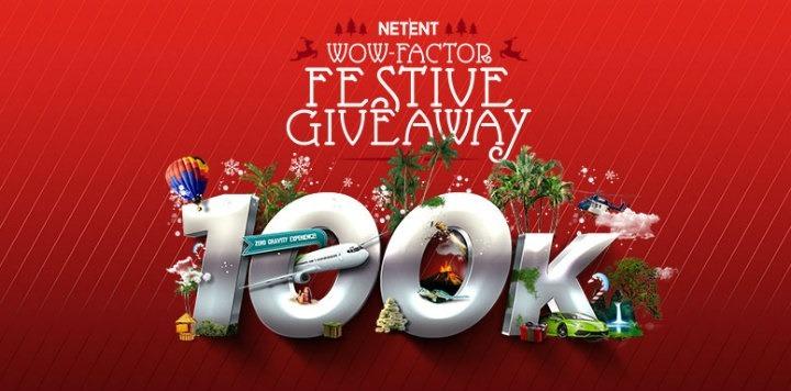 En riktigt stor jultävling i de bästa casinospelen för mobilen!
