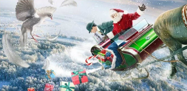 Full rulle i julkalender hos svenskt nätcasino och pengatävling i spelautomater!