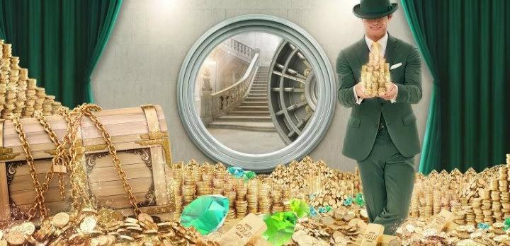 MrGreen levererar juliga äventyr med casinobonusar och free spins i bra casinospel!