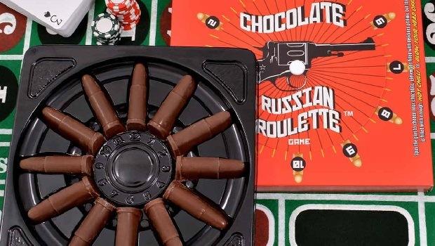 Choklad roulette