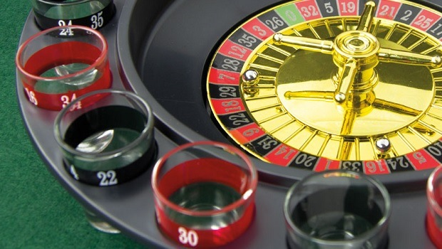 Shot Roulette dryckesspel