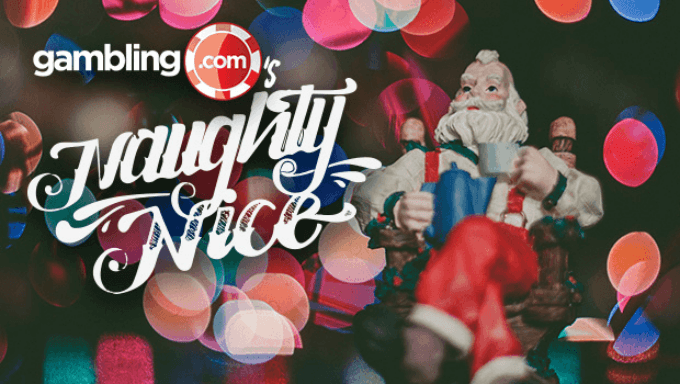 Gambling.com's Naughty or Nice List 2018