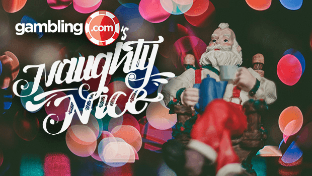 Gambling.com's Naughty or Nice List 2017