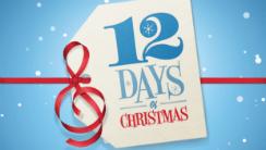 12 päivää joulukolikkopelejä