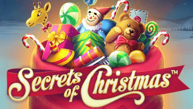 Secrets of Christmas kolikkopeli
