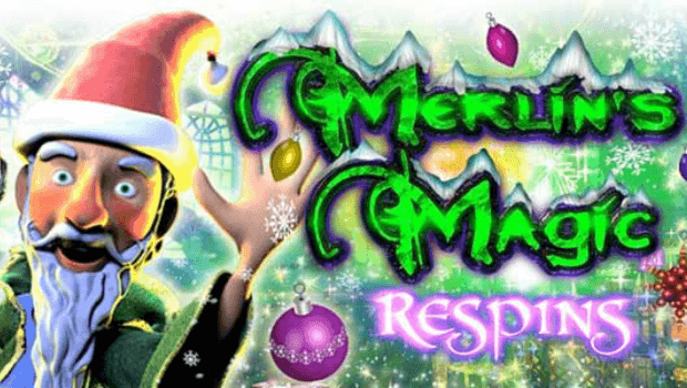 Merlin's Magic Respins Christmas kolikkopeli