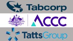 Australia's ACCC No Longer Opposes Tabcorp/Tatts Merger