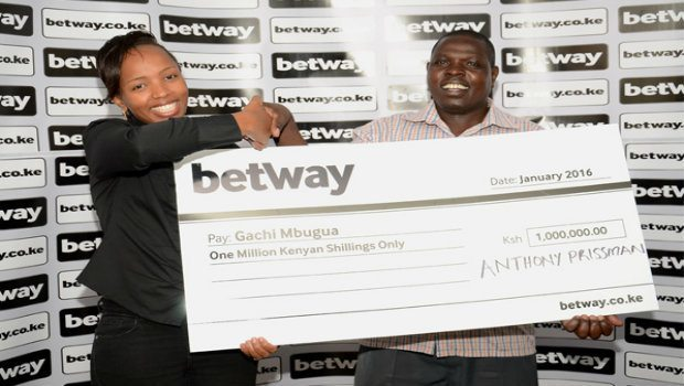 Betway Bonanza Pays Out a Million to Kenyan Soccer Fans