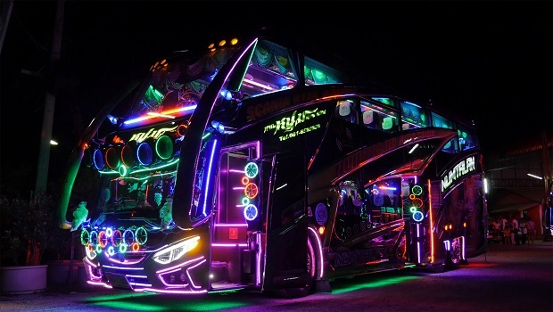casino partybuss