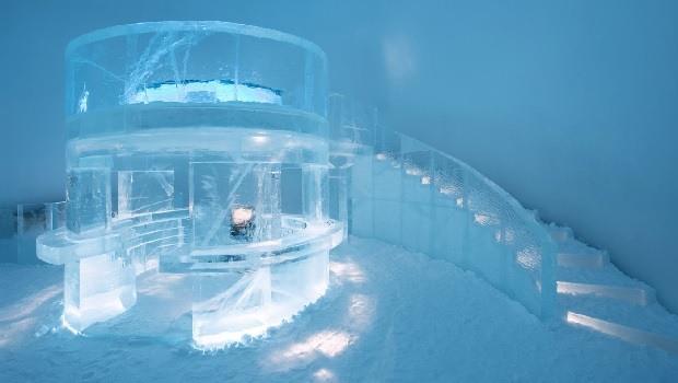 Jukkasjärvi ice casino