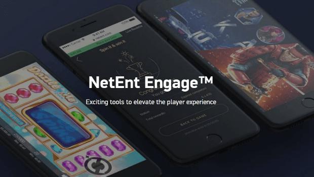 NetEnt Adds Free Round Widget to Growing Engage Portfolio
