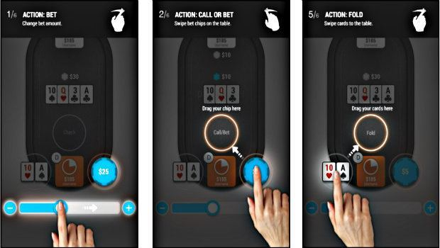 partypoker Offers Slide and Play Poker with New Windows Phone App