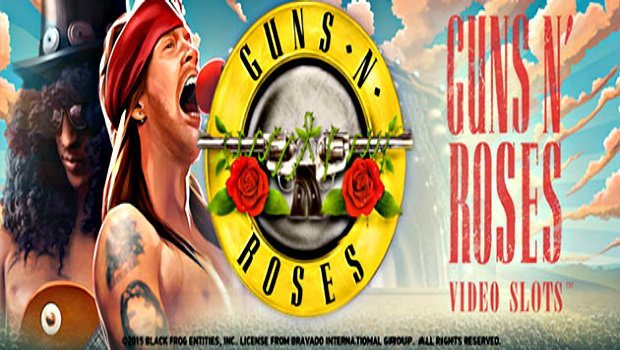 NetEnt Releases New Guns N' Roses Slot Game