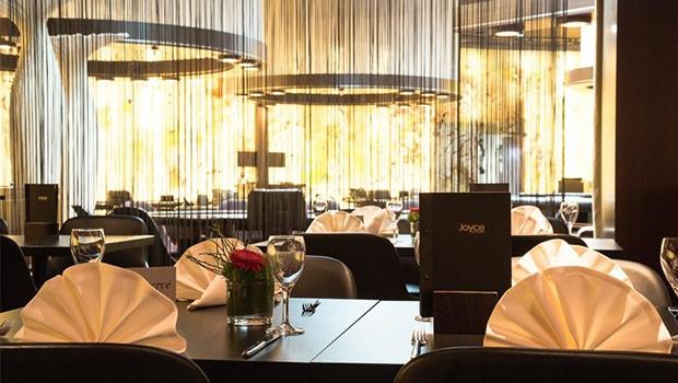 Restaurant Joyce in der Spielbank Stuttgart