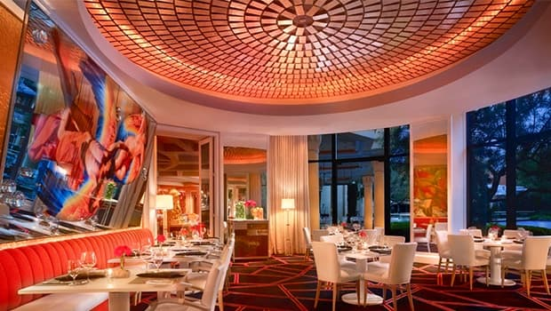 Casino Restaurants im Wynn, Las Vegas