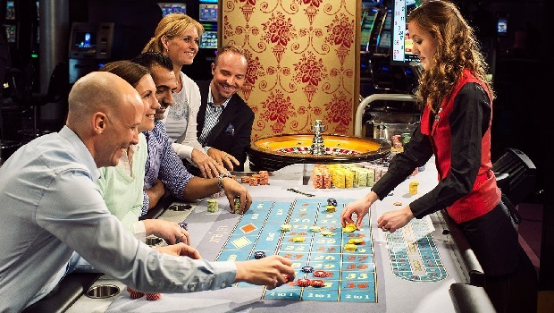 Bordsspel hos Casino Cosmopol