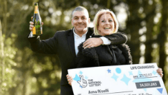 Mother's Lucky Glass Jar Protected £24m Lotto Ticket