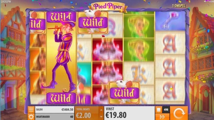 Är spel med sagotema de bästa casinospelen just nu? Quickspin släpper nytt!