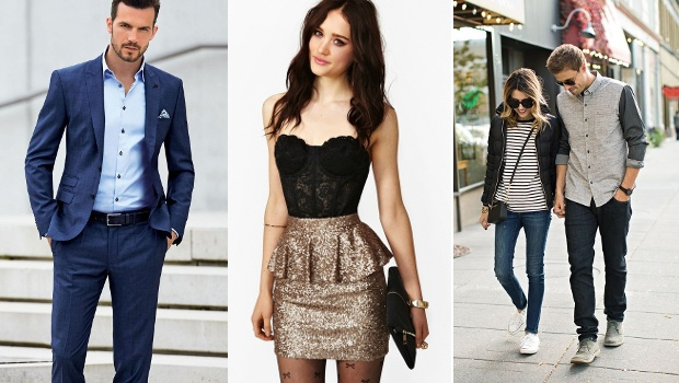 Casino outfit inspiration