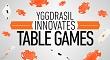 Blackjack spel först ut i nätcasinon när Yggdrasil revolutionerar klassiska bordsspel!