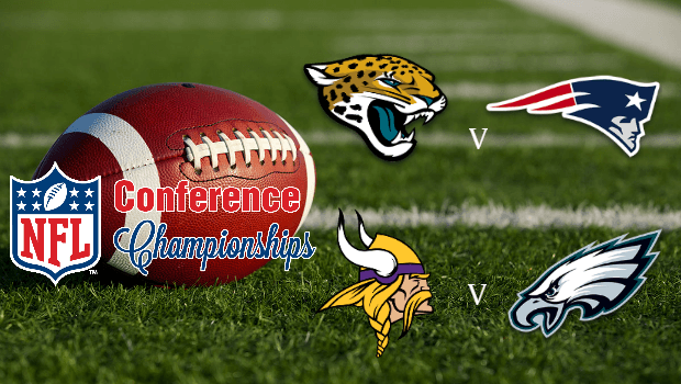 Best Bets of the 2018 NFL Conference Championship Weekend